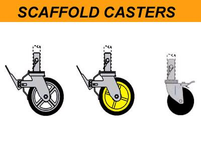 Where to find SCAFFOLD, CASTER 8 in Fallbrook