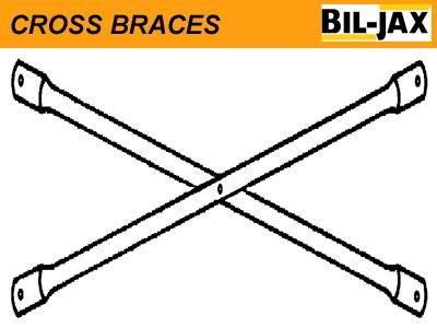 Where to find SCAFFOLD BRACE, CROSS in Fallbrook