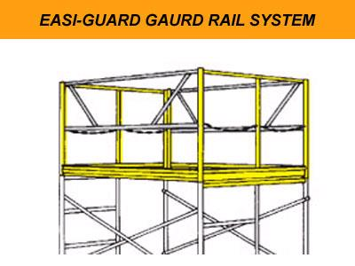 Where to find GUARD RAIL FRAMES in Fallbrook