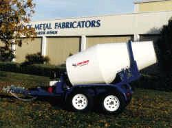 Where to find CONCRETE TRAILER U CART in Fallbrook