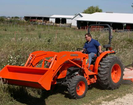 Where to find LOADER, KUBOTA 4WD L3200HST in Fallbrook